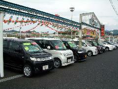 維持費の安い軽自動車も在庫多数あります!お客様の毎日の生活や、好みに合ったお車をお探しください☆