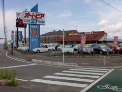 都城I.Cより車で約10分 10号線沿いとなっております。