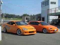 「バリバリM.stle G」レーシングチーム! お客様と一緒に、レースに参加しています!