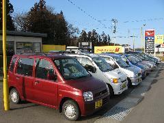 軽自動車から普通車まで、各種格安上質車をご用意してお待ちしております!