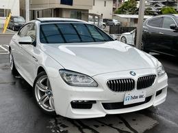 BMW 6シリーズグランクーペ 640i Mスポーツパッケージ HDDナビ バックカメラ ETC