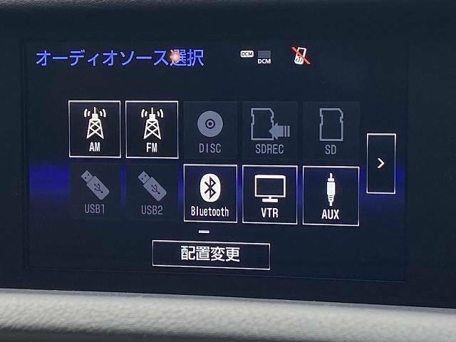 【純正SDナビ】装備です!フルセグTVやDVD再生、バックカメラ、ミュージックサーバー、Bluetoothなど充実装備です!