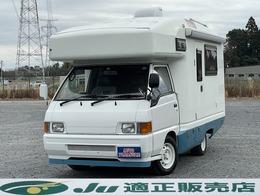 三菱 デリカトラック キャンピング 社外ステアリングホイール