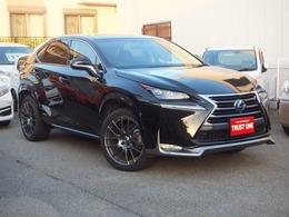 レクサス NX 300h Iパッケージ 4WD カスタム 1オーナー禁煙車 赤レザーシート