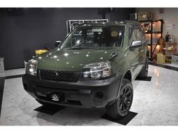 日産 エクストレイル 2.0 S 4WD アウトドア アルミ アップサス 全塗装済