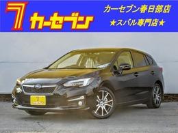 スバル インプレッサスポーツ 2.0 i-L アイサイト 4WD 1オ-ナ-本革シ-トナビ スマ-トキ-LEDライト