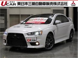 三菱 ランサーエボリューション 2.0 ファイナルエディション 4WD 国内1000台限定車 シリアルナンバー付き