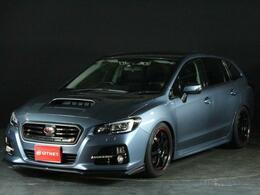 スバル レヴォーグ 1.6 GT-S アイサイト 4WD ロッソモデロマフラー TEIN車高調 LED