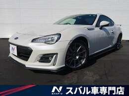 スバル BRZ 2.0 GT STIスポーツPKG純正リアスポイラー純正ナビ