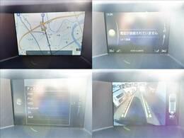 【純正ナビゲーション】DVD・CD再生可能!ブルートゥースオーディオ・TEL接続可能!