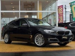 BMW 3シリーズグランツーリスモ 320i ラグジュアリー ベージュ革 純正HDDナビ フルセグ Bカメラ