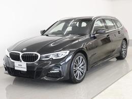 BMW 3シリーズツーリング 330i Mスポーツ 黒革 ハイラインP レーザーL HUD ACC