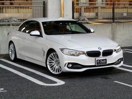 BMW 4シリーズカブリオレ 435i ラグジュアリー