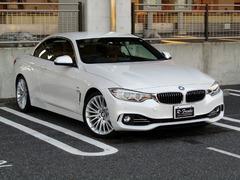 BMW 4シリーズ カブリオレ の中古車 435i ラグジュアリー 埼玉県春日部市 369.0万円