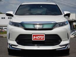 ・運転席パワーシート・モデリスタ製スポイラー・LEDヘッドライト・LEDフォグライト・電動格納ウィンカーミラー・17インチ純正AW・プライバシーガラス・6エアバッグ・ABS