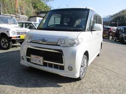 ダイハツ タント 660 カスタム X 4WD