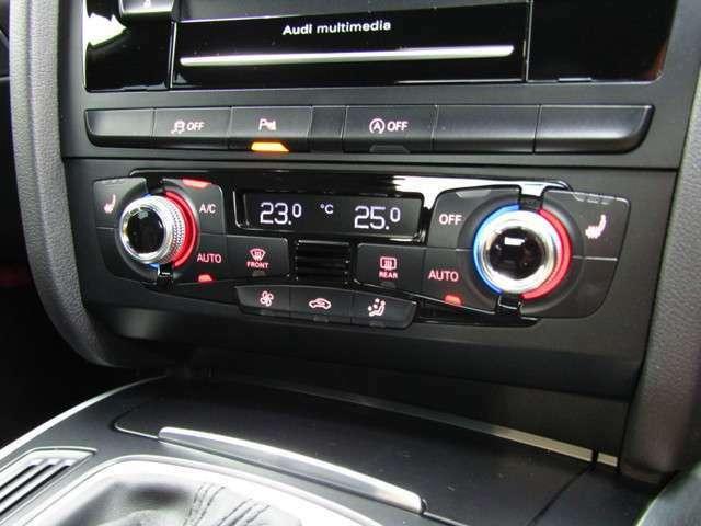 オートエアコン!!簡単操作!ワンタッチであっという間に快適な温度にしてくれますよ♪