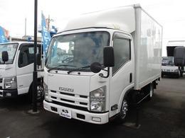 いすゞ エルフ 3.0 2ドア ドライバン 最大積載2000kg 車両総重量4905kg