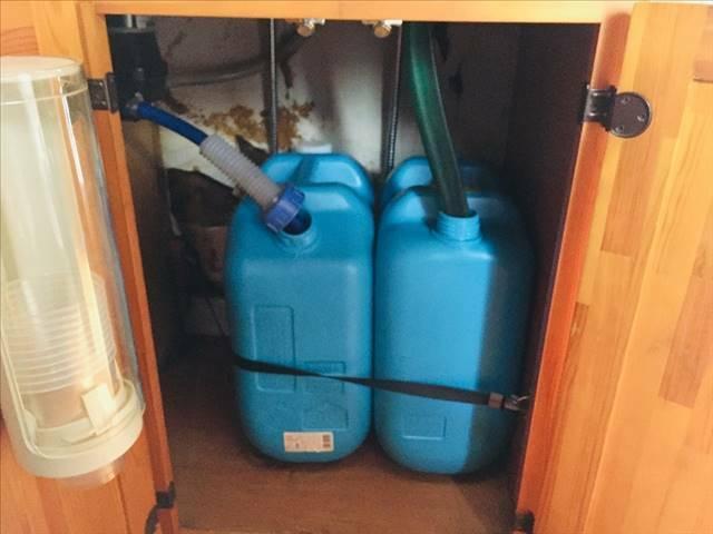 給排水タンク