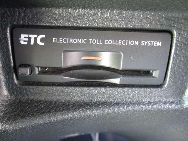 ■ETC搭載!高速道路では必需品ですね!!お仕事やプライベートでの長距離もストレス無し♪