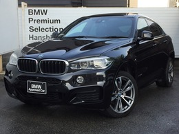 BMW X6 xドライブ 35i Mスポーツ 4WD 認定保証黒革セレクトPKGLEDサンルーフACC