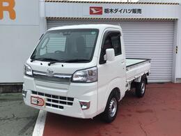 ダイハツ ハイゼットトラック 660 エクストラ SAIIIt 3方開 4WD バイザー マット プロテクター付