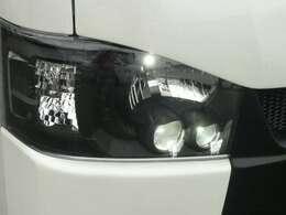 LEDヘット マットブラック