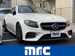 メルセデスAMG Eクラスクーペ E53 4マチックプラス 4WD MOPナビ360度カメラブルメスター