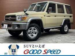 トヨタ ランドクルーザー70 4.0 4WD SDナビTV デフロック 4WD コンビH