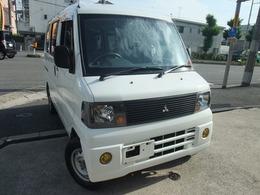 三菱 ミニキャブバン 660 CL ハイルーフ キーレス ETC