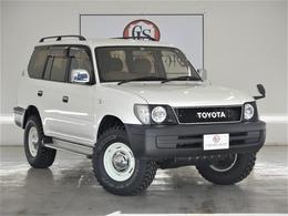 トヨタ ランドクルーザープラド 2.7 TX リミテッド 4WD 丸目ナロー仕様 ディーン16インチAW