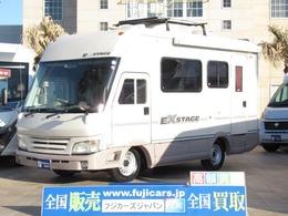 トヨタ カムロード グローバル エクステージI NoxPM適合 ディーゼルターボ 4WD 発電機 FF