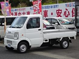 スズキ キャリイ 660 KC 3方開 4WD 切替式4WD