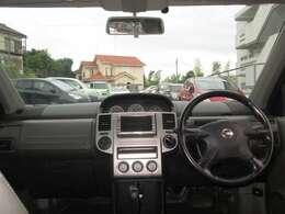 大きなフロントウィンドで視界良好♪座席位置が高めで運転もしやすいです!