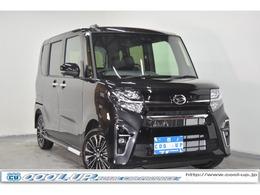 ダイハツ タント 660 カスタム RS セレクション 4WD 純正SDナビテレビ