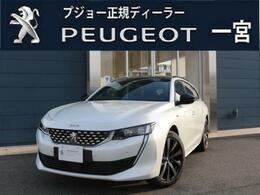 プジョー 508SW SW GT Line Full Package 新車保証継承 元試乗車 ナビ ETC付