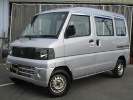 三菱 ミニキャブバン 660 CL ハイルーフ 4WD パートタイム4WD エアコン パワステ