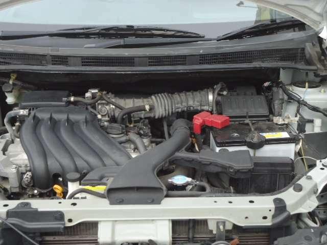 エンジンの画像です。