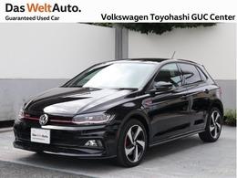 フォルクスワーゲン ポロ GTI デジタルメーター障害物センサー認定中古車