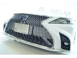 トヨタ カムリ 2.5 X 新品バンパー 新品19ホイール新品車高調