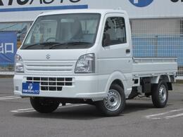 スズキ キャリイ 660 KC 農繁 パートタイム4WD エアコン 届出済未使用車