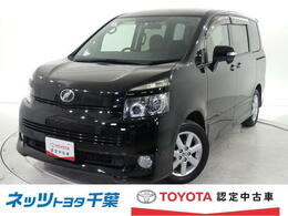 トヨタ ヴォクシー 2.0 ZS /タイヤ4本交換/純正HDDナビ