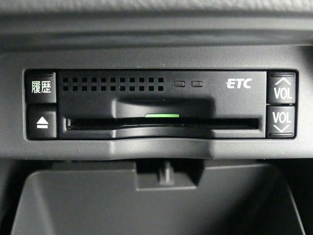 【ETC】装備済  さらに当店では納車時にはセットアップ済にしておきますのでご安心ください ETCカードを挿入すればすぐに使用OK カードをお持ちでない方は当店にてお申込み頂けます