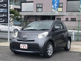 トヨタ iQ 1.0 100G 社外アルミ ナビ/DVD ETC 禁煙車