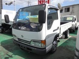 日産 アトラス 3.1 フルスーパーロー ディーゼル 2t・全低床・平ボディ