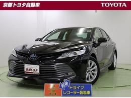 トヨタ カムリ 2.5 G 前後ドラレコ・SDナビ・ナノイー・ETC