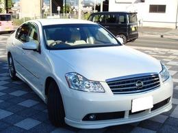 日産 フーガ 3.5 350GT スポーツパッケージ 純正ナビ サイド&バックカメラ