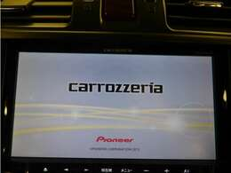 「カーナビ」カロッツェリアナビ付きで知らない土地のドライブも安心!CD、DVD、TVも楽しめます♪