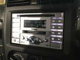 社外オーディオ AM・FMラジオ/CD