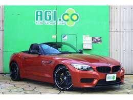ヴァレンシアオレンジ Mスポーツパッケージ 純正Mスポーツ19インチホイール フロントリップ リアウィング 正規ディーラー車・入庫しました!
